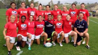 USA Women's Olympic Rugby Team – Anchorage Tour