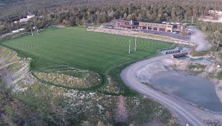 Rugby's field of dreams